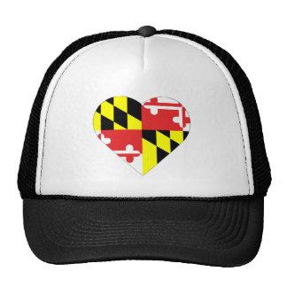 Maryland Heart Hat