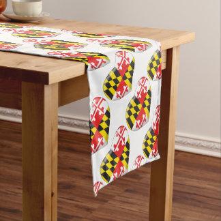Maryland Heart Short Table Runner