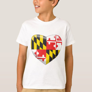 Maryland Heart T-Shirt