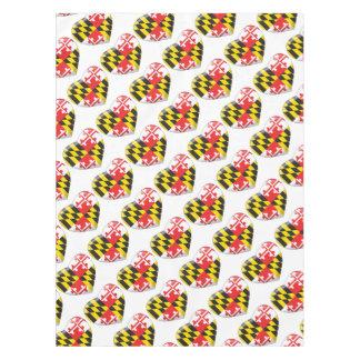 Maryland Heart Tablecloth