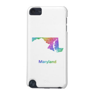 Maryland iPod Touch 5G Case
