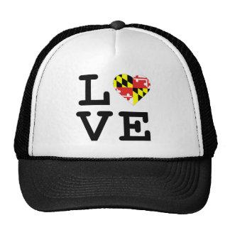 Maryland Love Hat