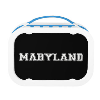 Maryland Lunch Box