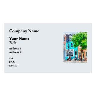 Maryland - Neighborhood Pub Fells Point MD Business Cards