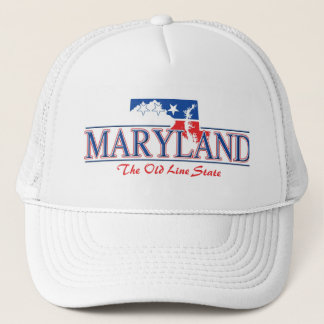 Maryland Patriotic Hat
