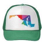 maryland pride. trucker hats