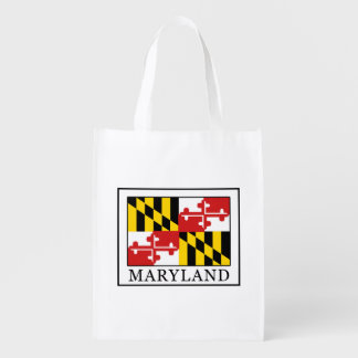 Maryland Reusable Grocery Bag
