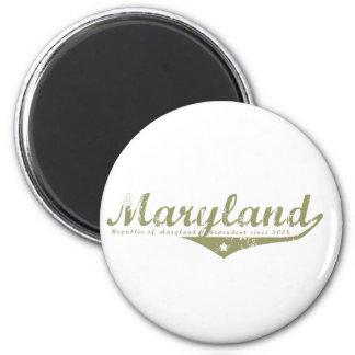 Maryland Revolution T-shirts Fridge Magnets