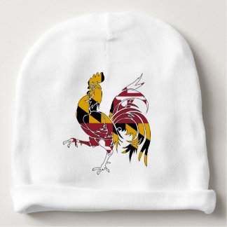 Maryland Rooster Baby Beanie