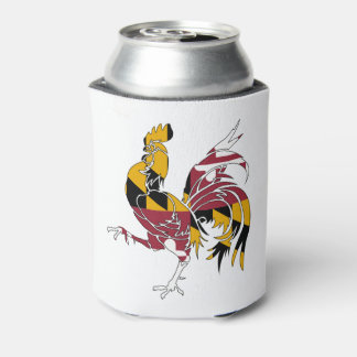 Maryland Rooster Can Cooler
