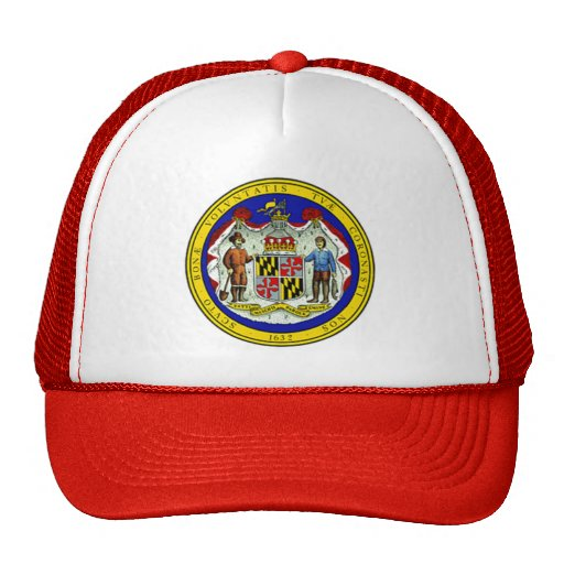 Maryland Seal Hat