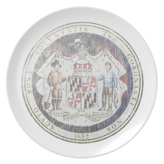 Maryland Seal Plate