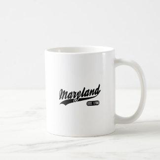 Maryland State Coffee Mug