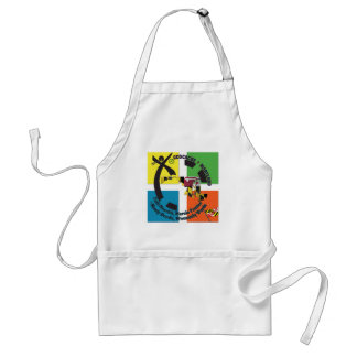 MARYLAND STATE MOTTO GEOCACHER STANDARD APRON