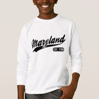 Maryland State T-Shirt