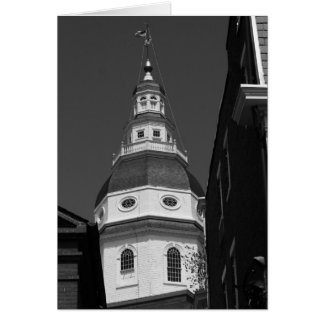 Maryland Statehouse, Annapolis Note Card