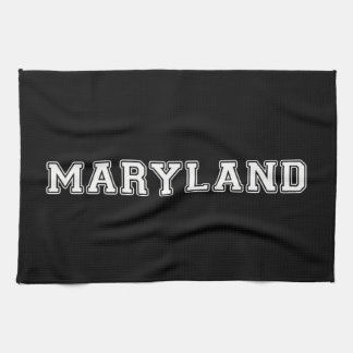 Maryland Tea Towel