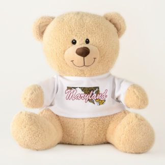 Maryland Teddy Bear