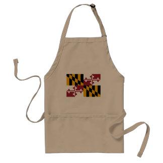 Maryland, United States Aprons