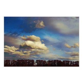 Marymoor Park Sky Photo Art