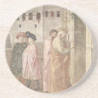 Masaccio Art Coaster