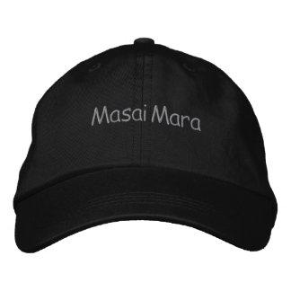 Masai Mara Embroidered Hat