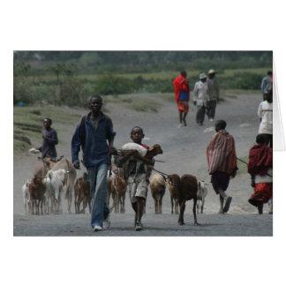Masai Market Card