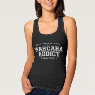 Mascara Addict Support Crew Singlet