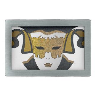 Maschera-Veneziana Belt Buckles