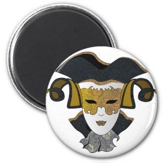 Maschera-Veneziana Magnet