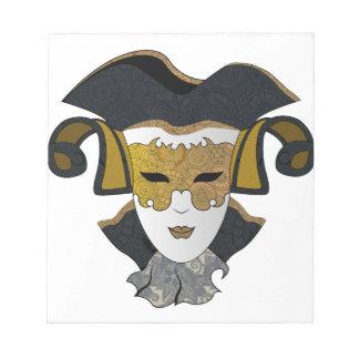 Maschera-Veneziana Notepad