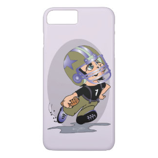 MASCOTTE FOOTBALL CARTOON Apple iPhone 7 Plus  BT iPhone 8 Plus/7 Plus Case