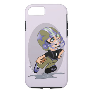 MASCOTTE FOOTBALL CARTOON Apple iPhone 7   T iPhone 8/7 Case