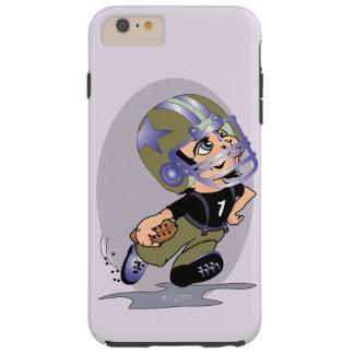 MASCOTTE FOOTBALL CARTOON iPhone 6/6s Plus  T Tough iPhone 6 Plus Case