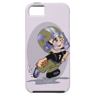 MASCOTTE FOOTBALL CARTOON iPhone SE + iP5/5 T iPhone 5 Case