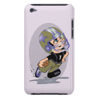 MASCOTTE FOOTBALL CARTOON iPod Touch  BT Barely There iPod Cover