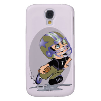 MASCOTTE FOOTBALL CARTOON Samsung Galaxy S4  BT Samsung Galaxy S4 Case