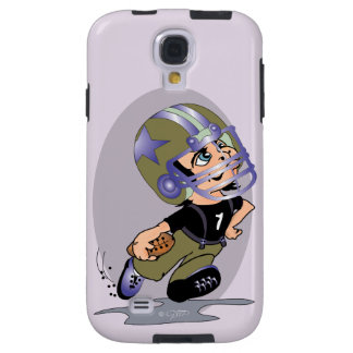 MASCOTTE FOOTBALL CARTOON Samsung Galaxy S4 T Galaxy S4 Case