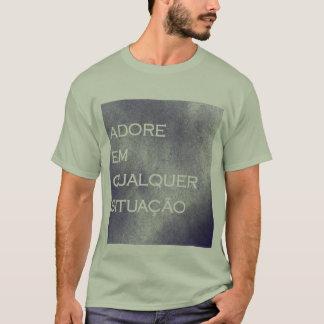 Masculine Basic shirt - It adores