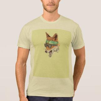 Masculine t-shirt of cotton Lobo Malandro