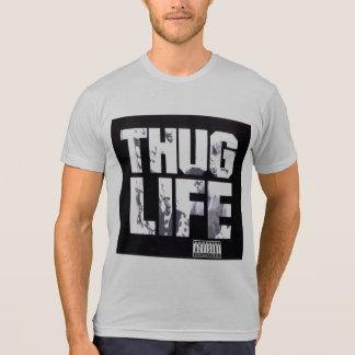 Masculine t-shirt Thug Life