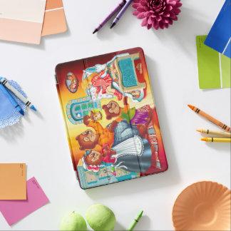 Masha and 3 bears iPad pro cover