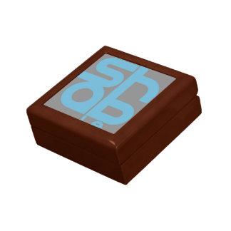 Mashable Small Square Gift Box