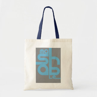 Mashable Budget Tote Bag