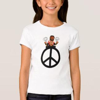 Mashugga Hula Peace T-Shirt
