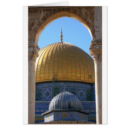 Masjid Al-Aqsa Card