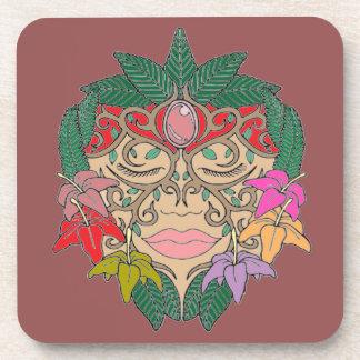 Mask Coaster