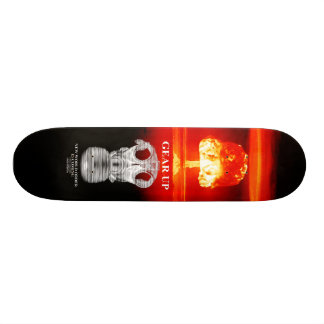 MASK deck 21.3 Cm Mini Skateboard Deck