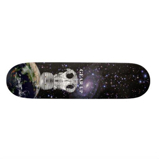 MASK deck Custom Skateboard