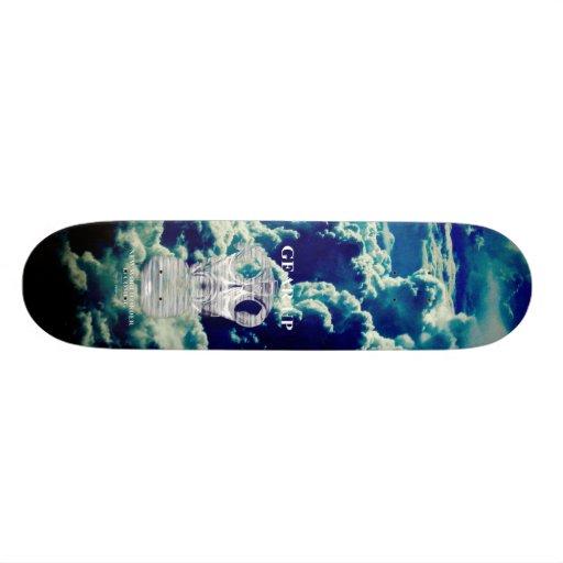 MASK deck Skate Board Deck